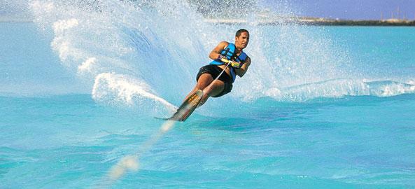 Sporty wodne Indie